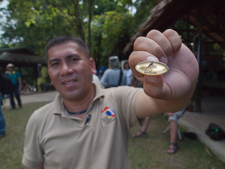 John Bakar Borneo 400 Club