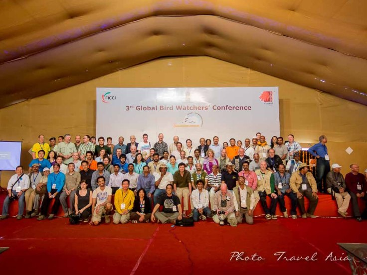 The 3rd Global Bird Watchers' Conference