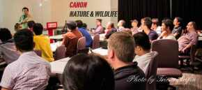 Nature & Wildlife Photography Talk by Canon Singapore