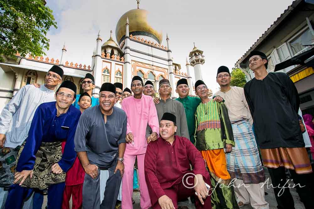 Hari Raya Singapore Celebration Photo Travel Asia