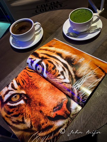 Tigers of India. ASian Geographic Magazine
