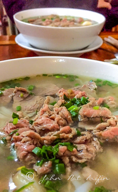 Beef Pho. Vietnam